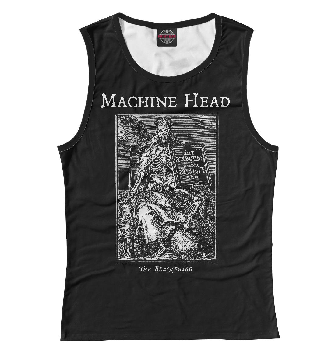 Купить Machine Head, Printbar, Майки, MZK-354049-may-1