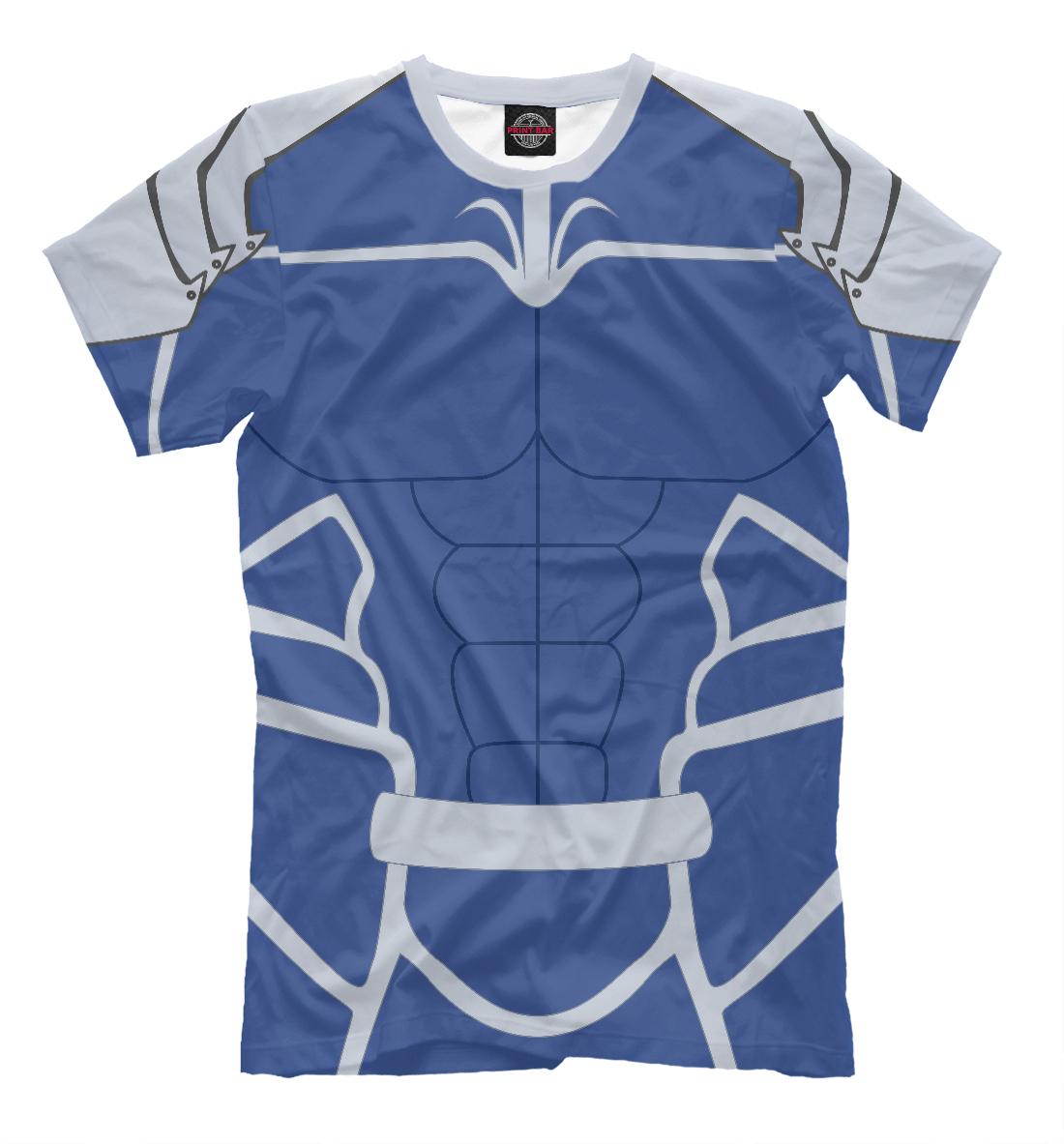 Купить Fate - костюм Лансера, Printbar, Футболки, ANR-916480-fut-2