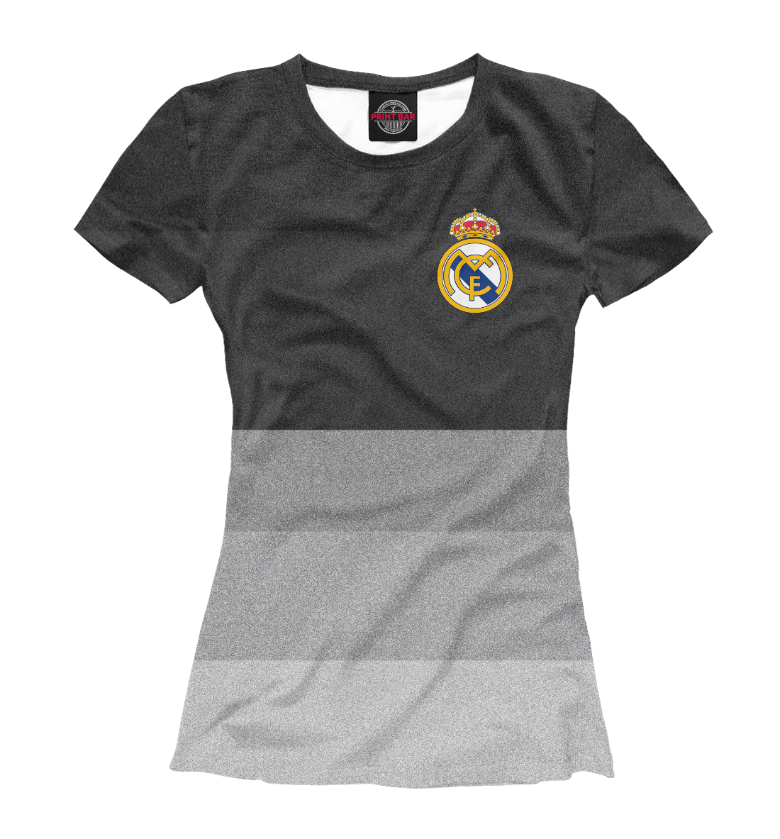 Реал Мадрид, Printbar, Футболки, REA-755247-fut-1  - купить со скидкой