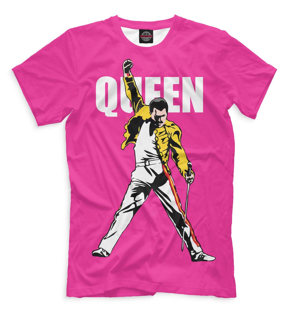 Купить Queen, Printbar, Футболки, QUE-133233-fut-2