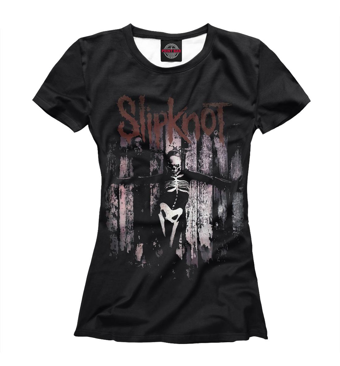 Купить Slipknot, Printbar, Футболки, SLI-141689-fut-1
