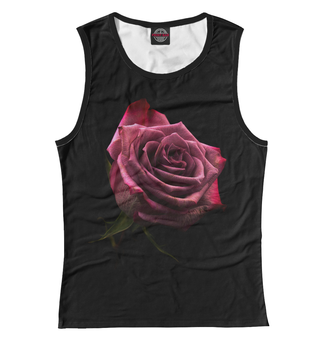 Black and Rose