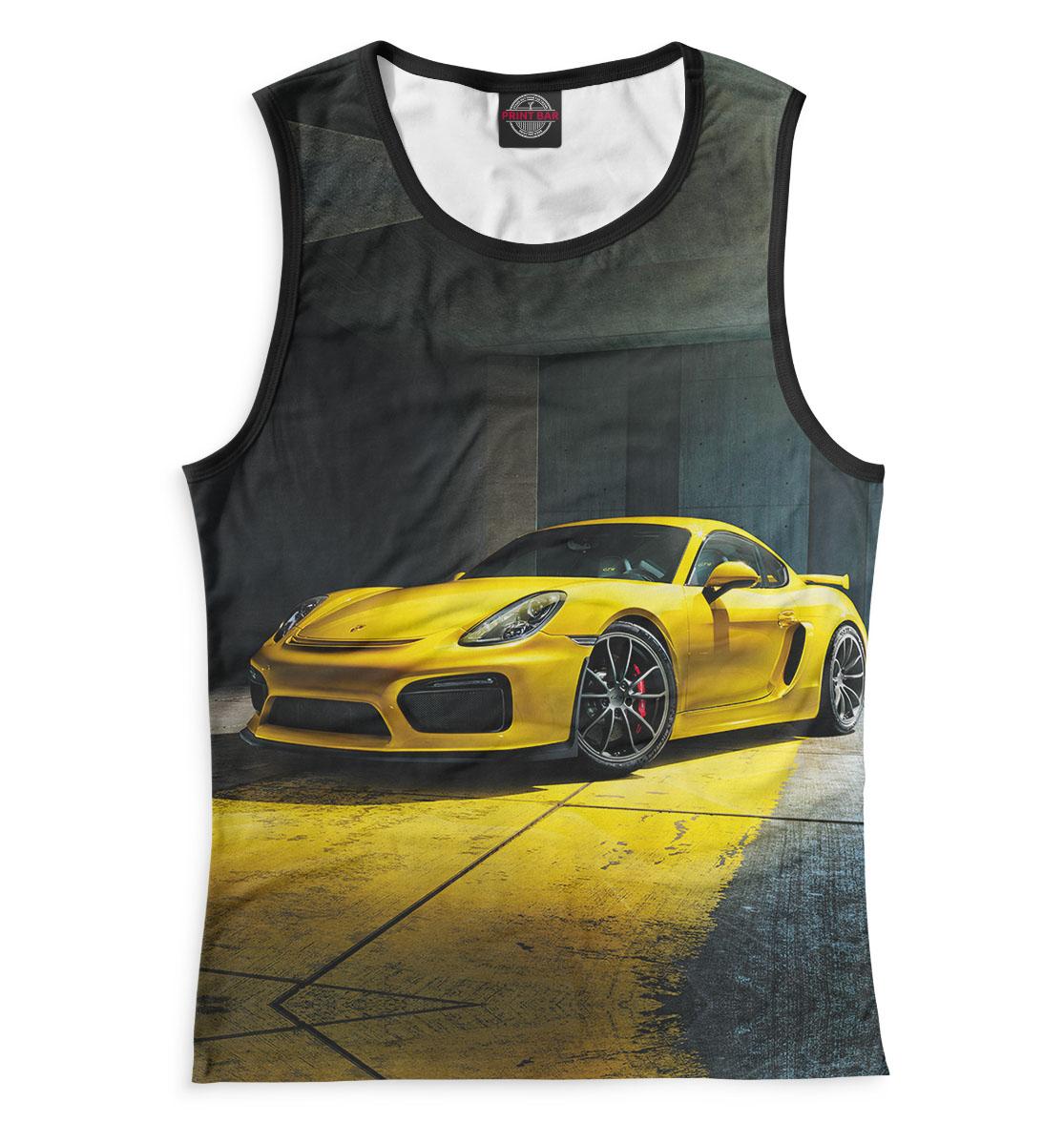 Купить Porsche, Printbar, Майки, SPC-110226-may-1