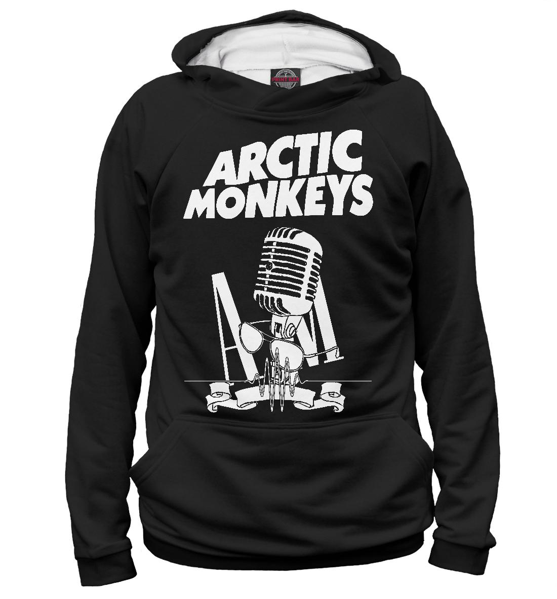 Купить Arctic Monkeys, Printbar, Худи, AMK-917653-hud-1