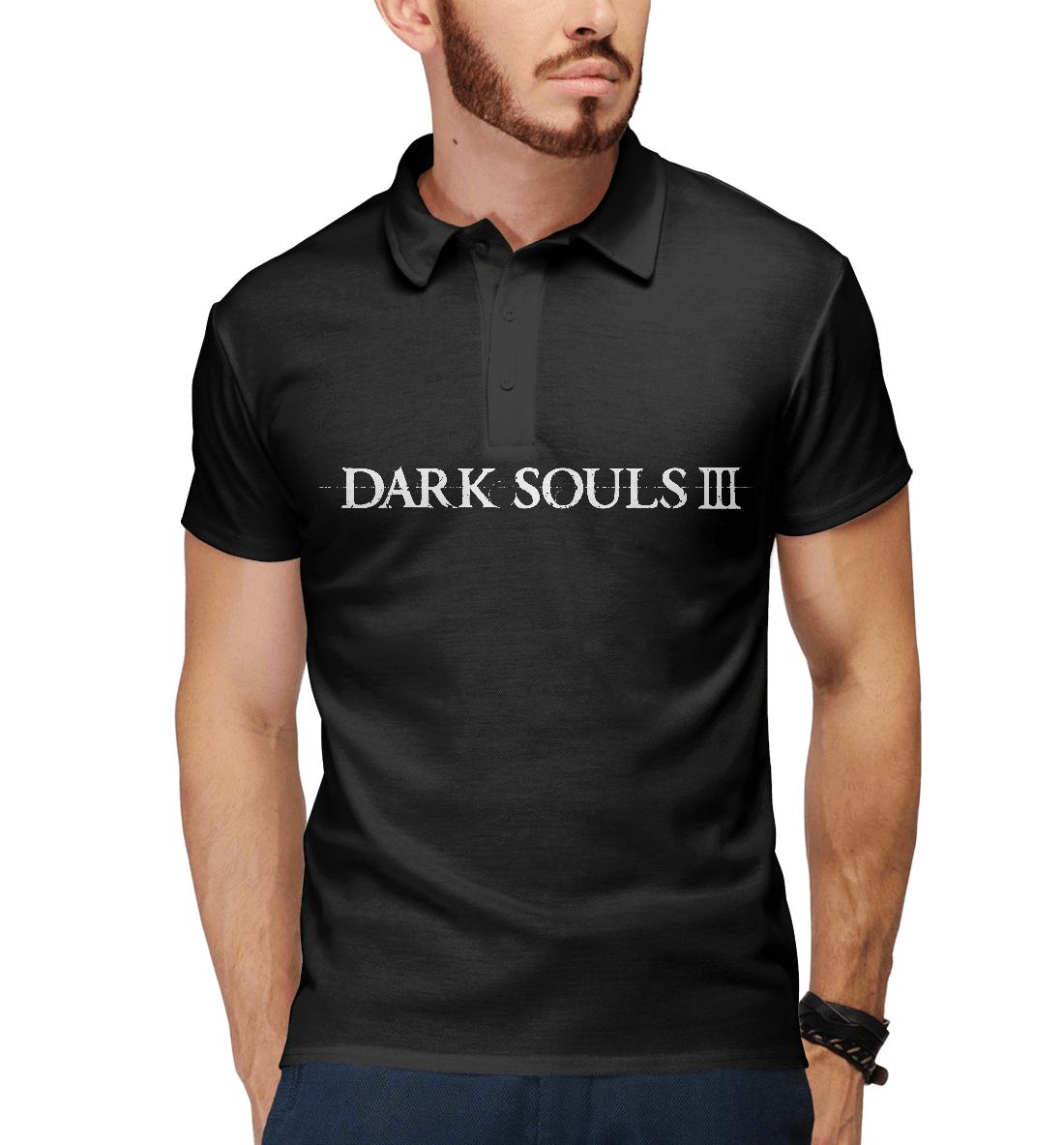 Купить Dark Souls 3, Printbar, Поло, DKS-366576-pol-2