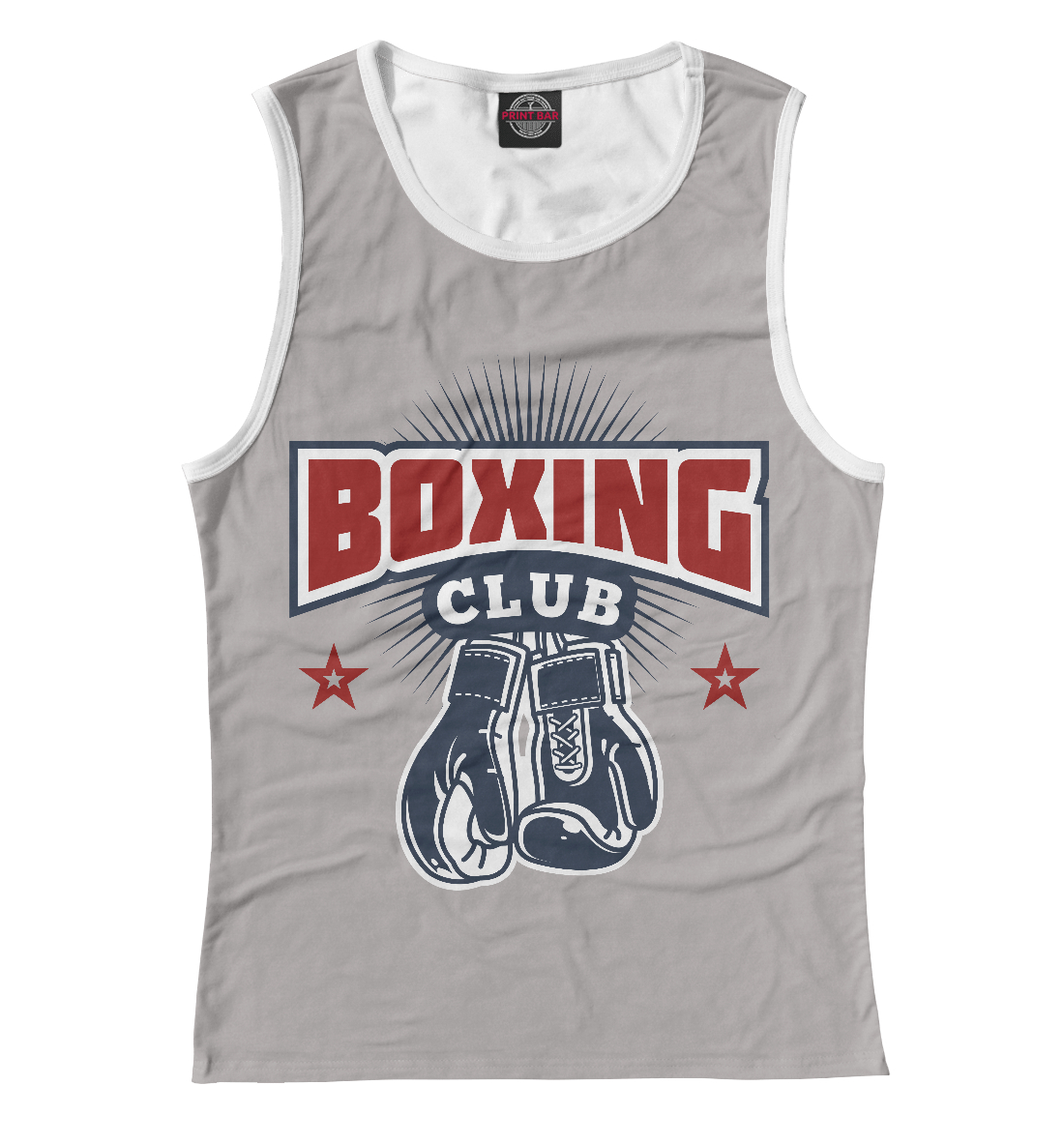 Купить Бокс, Printbar, Майки, BOX-168248-may-1