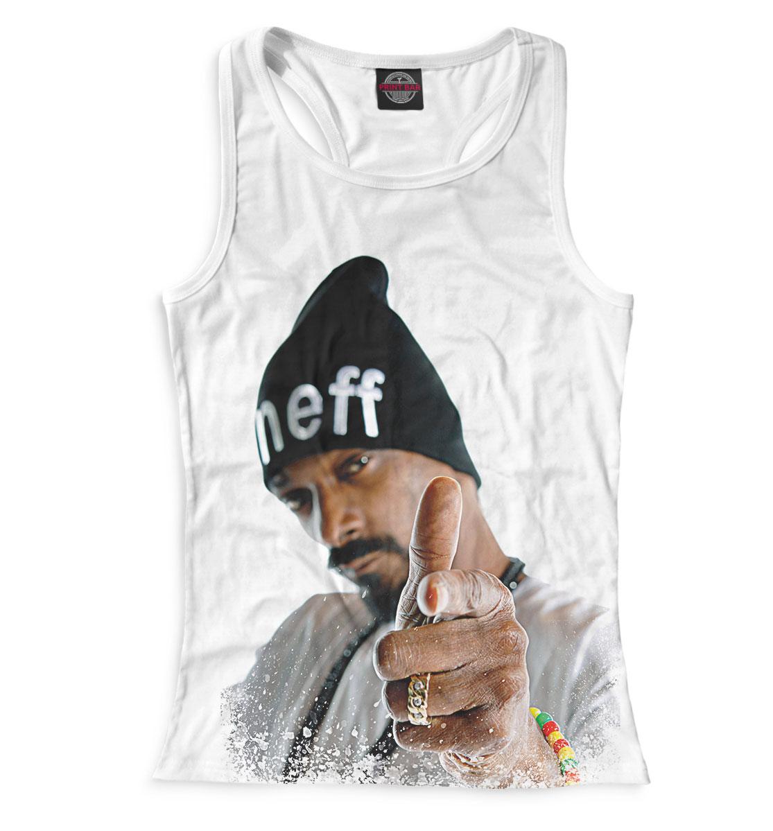 Купить Snoop Dogg, Printbar, Майки борцовки, SNP-382624-mayb-1