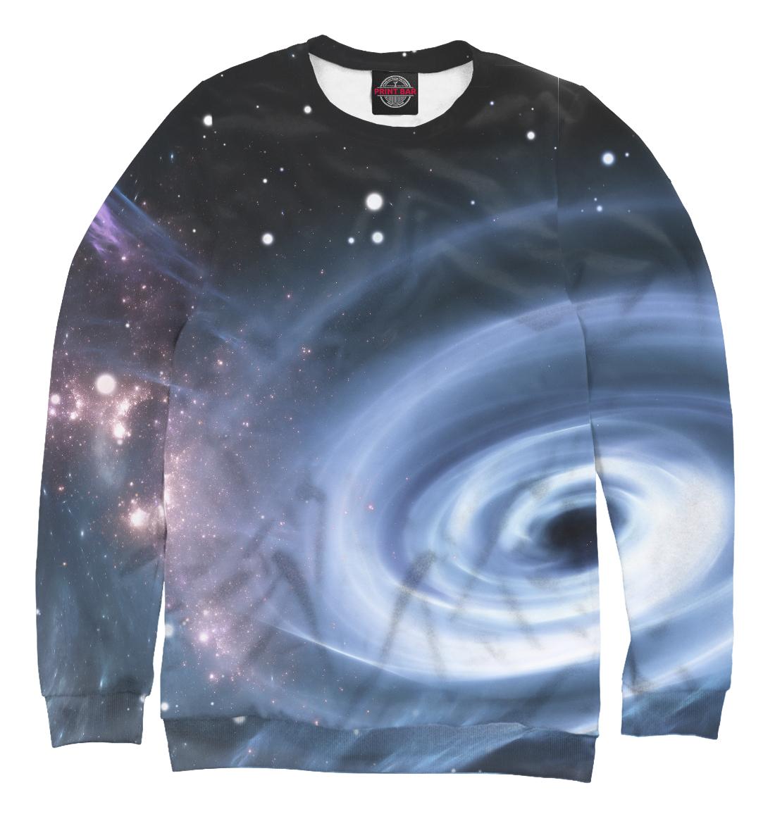 Купить Черная дыра космоса, Printbar, Свитшоты, HIP-630815-swi-2