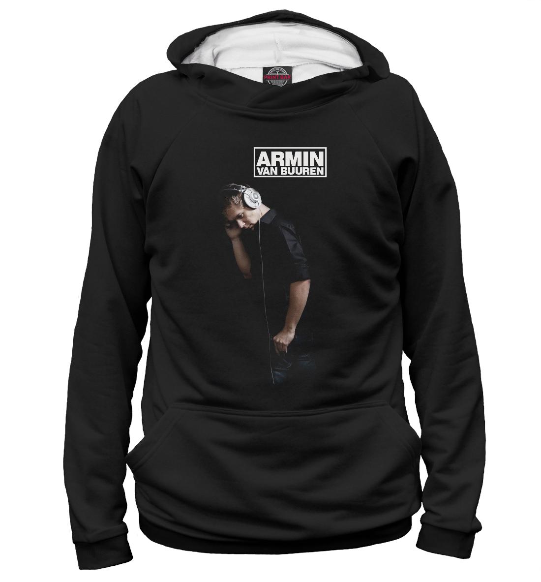 Купить Armin van Buuren, Printbar, Худи, AVB-751391-hud-2