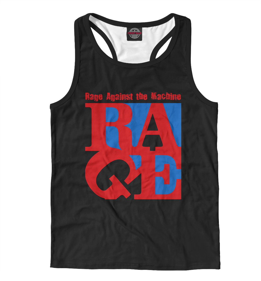 Купить Rage Against the Machine, Printbar, Майки борцовки, RAM-304031-mayb-2