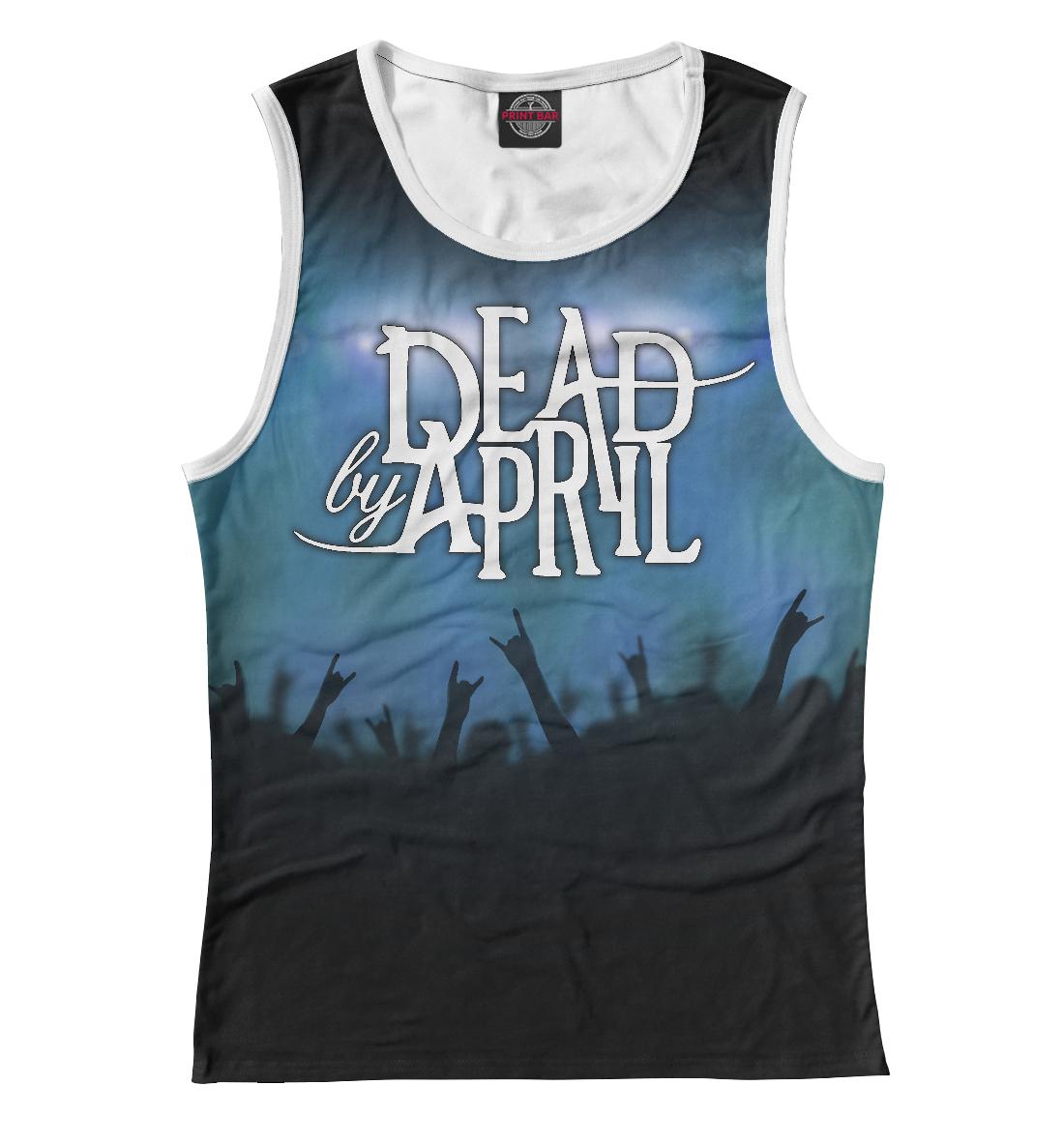 Купить Dead by April, Printbar, Майки, DBA-986007-may-1