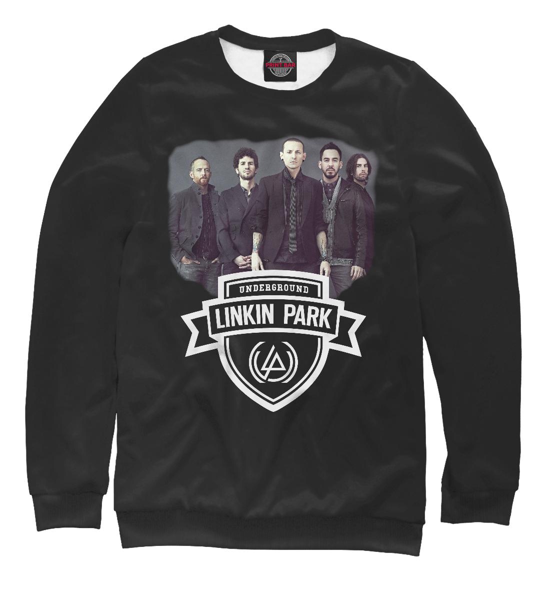 Купить Linkin Park & Chester Bennington, Printbar, Свитшоты, LIN-105449-swi-2