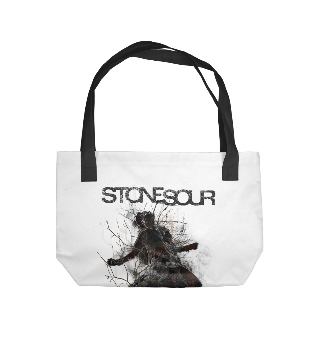 Stone Sour stone sour ofc red and gold