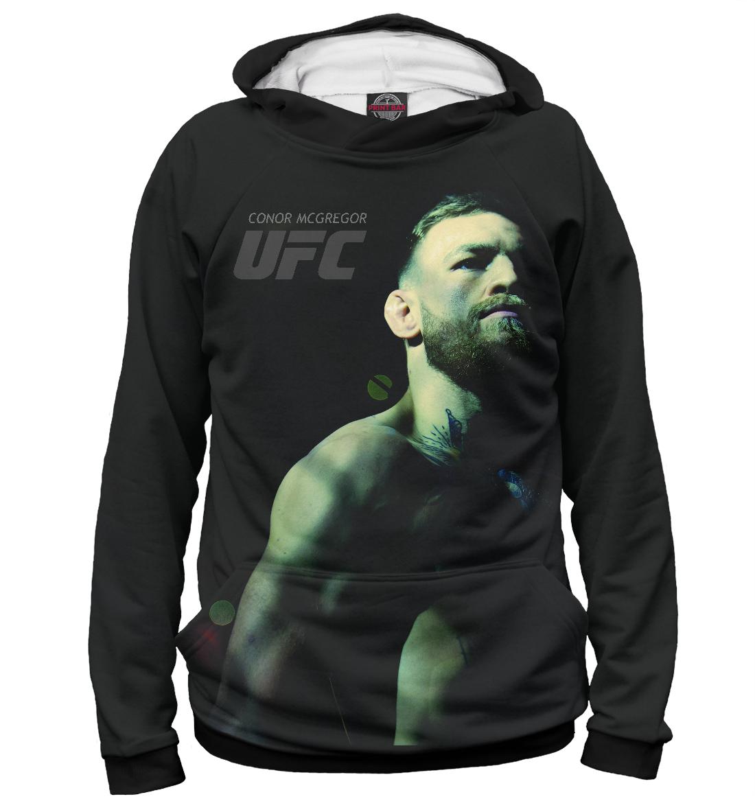 Купить Conor Mcgregor UFC Champion, Printbar, Худи, MCG-885524-hud-1