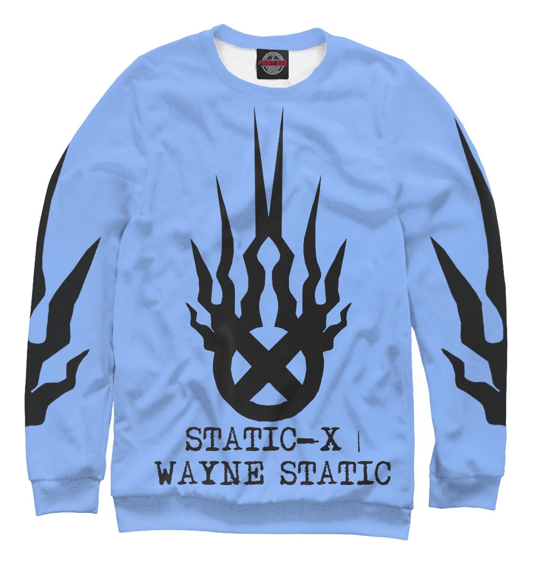 Фото - Static-X   Wayne Static Blue rhys thomas static demagogue