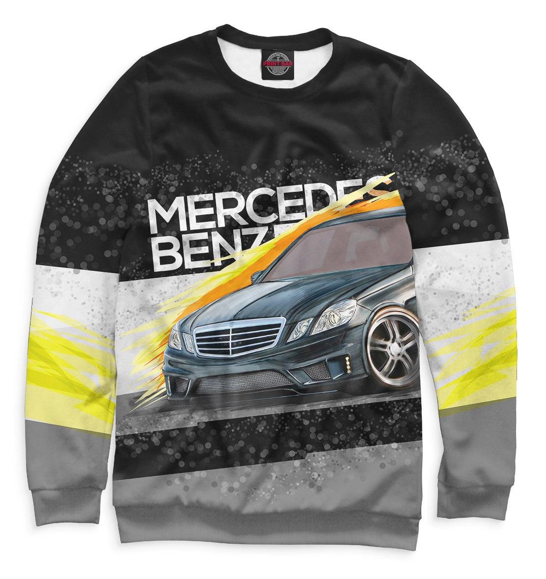 Купить Mercedes-benz E-class, Printbar, Свитшоты, MER-608463-swi-1