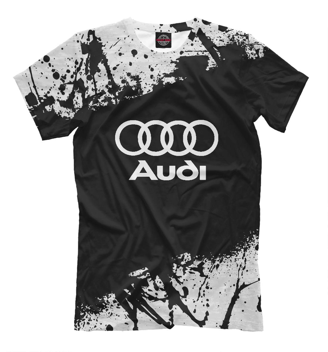 Купить AUDI SPORT, Printbar, Футболки, AUD-308311-fut-2