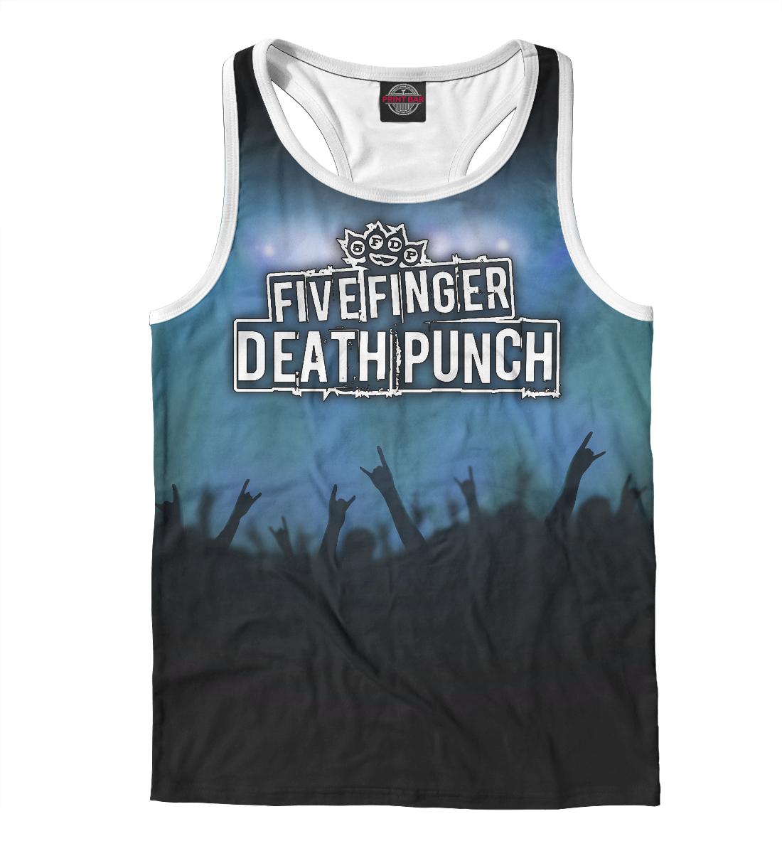 Купить Five Finger Death Punch, Printbar, Майки борцовки, FFD-413666-mayb-2