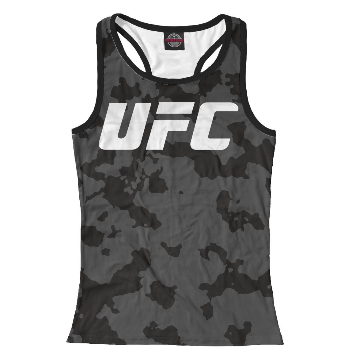 Купить UFC камуфляж, Printbar, Майки борцовки, MNU-266837-mayb-1