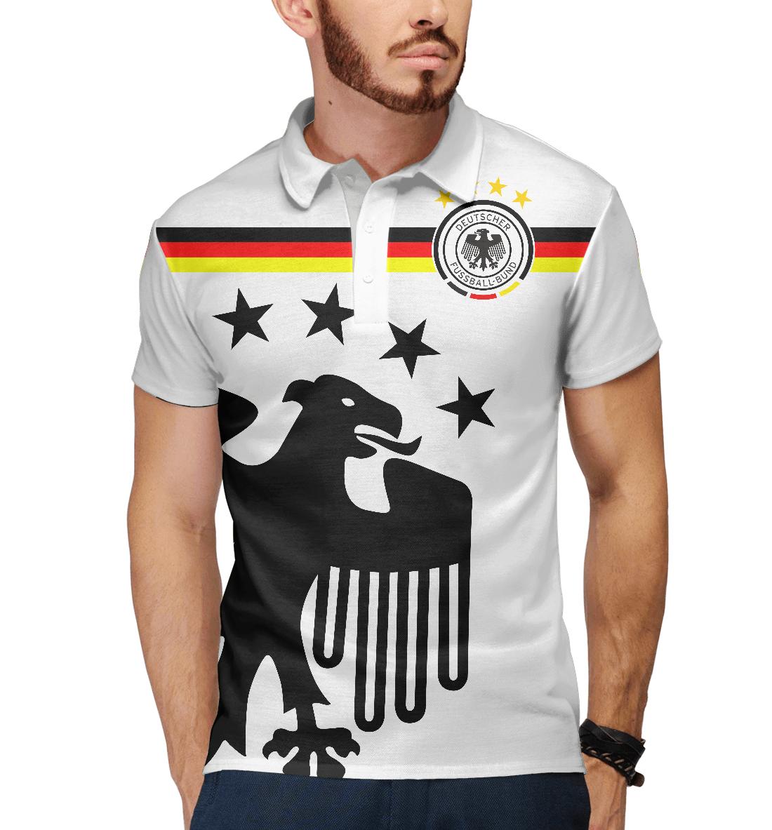 Купить Германия, Printbar, Поло, FNS-599408-pol-2