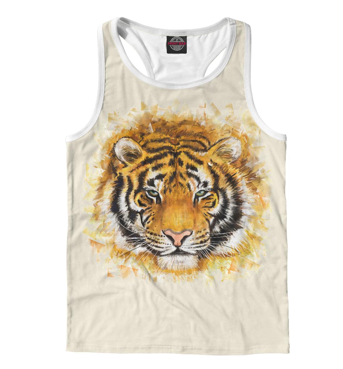 Купить Тигр, Printbar, Майки борцовки, HIS-884549-mayb-2