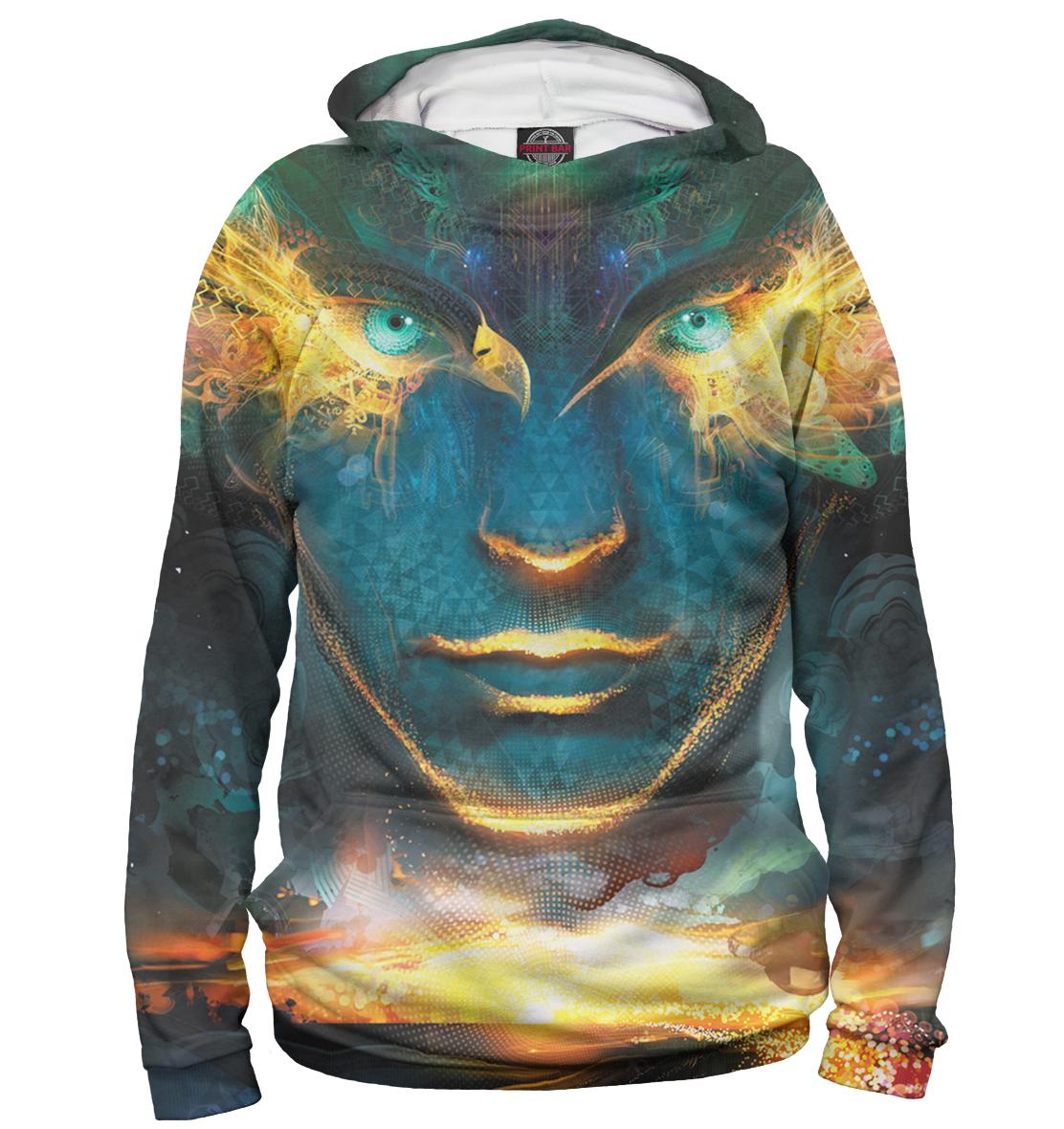 Купить Psychedelic, Printbar, Худи, PSY-616028-hud-2