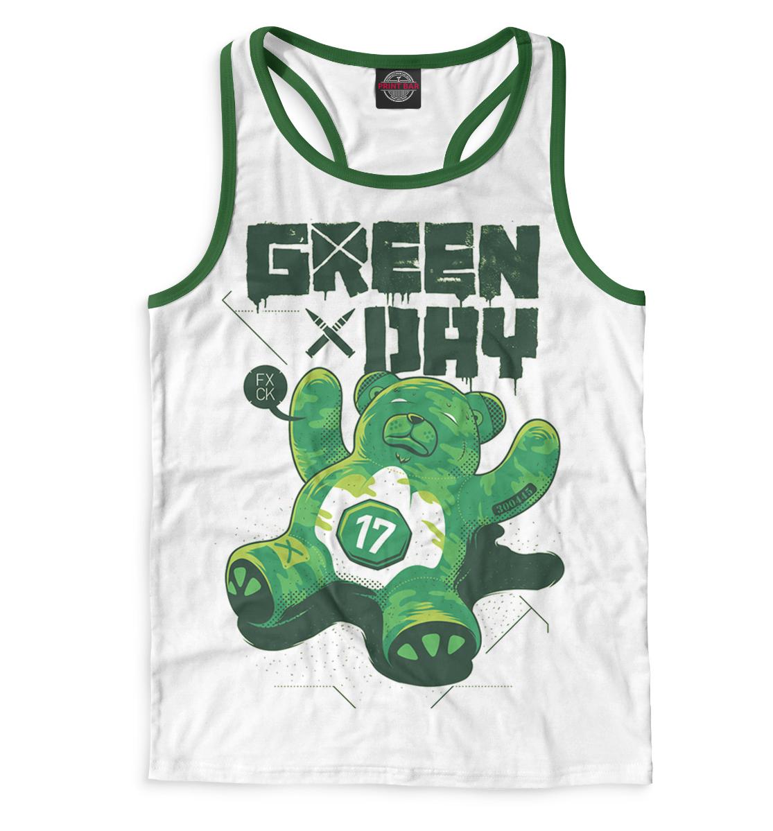 Купить Green Day, Printbar, Майки борцовки, GRE-137771-mayb-2