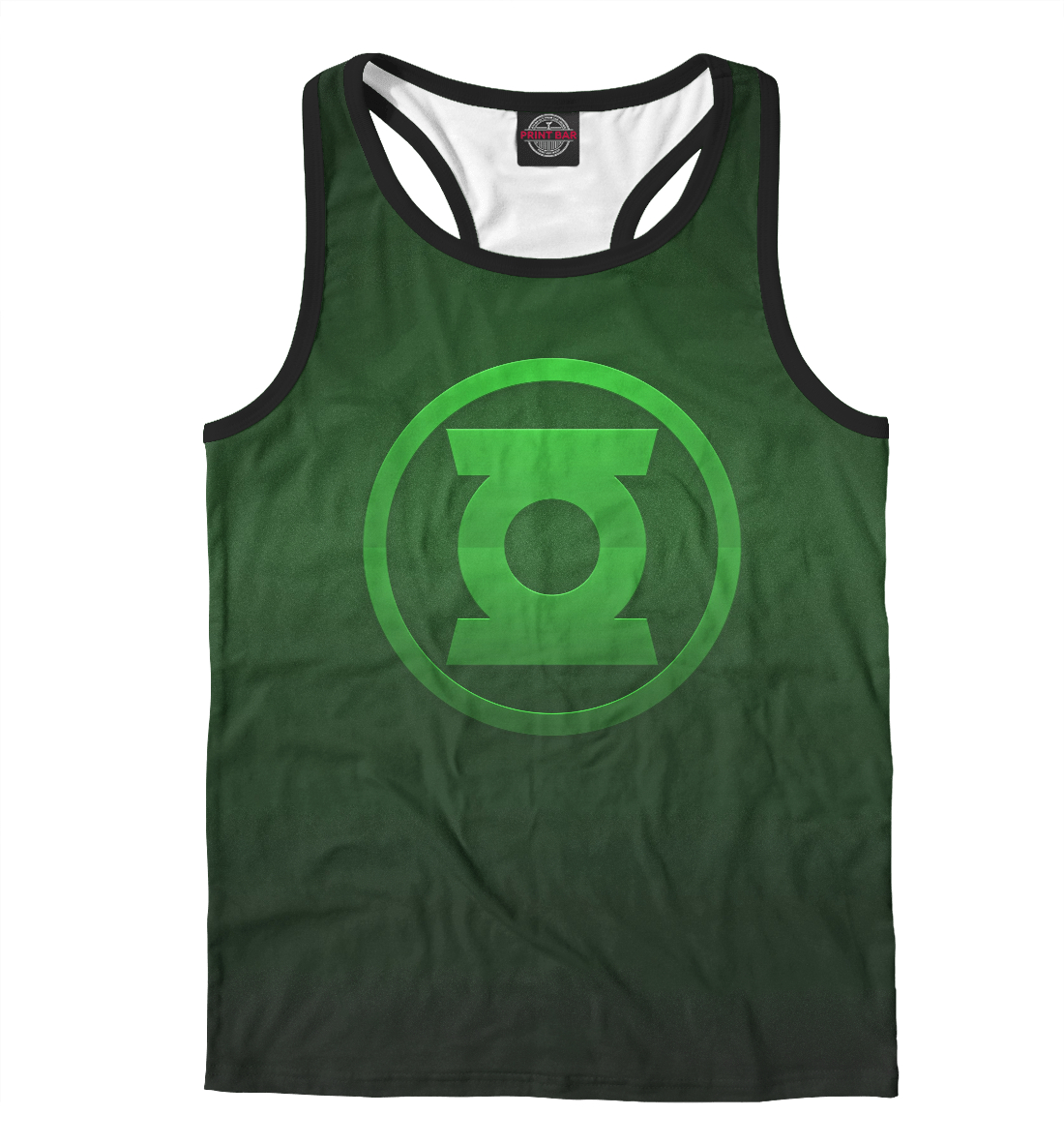 Купить Зеленый Фонарь, Printbar, Майки борцовки, KNO-584866-mayb-2