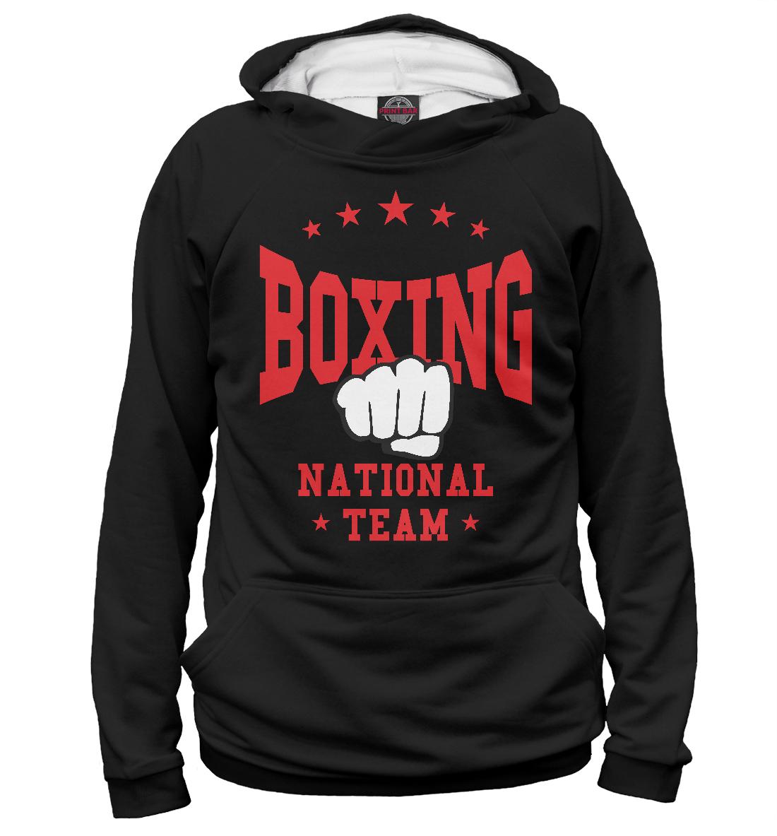 Купить Boxing National Team, Printbar, Худи, BOX-696189-hud-1