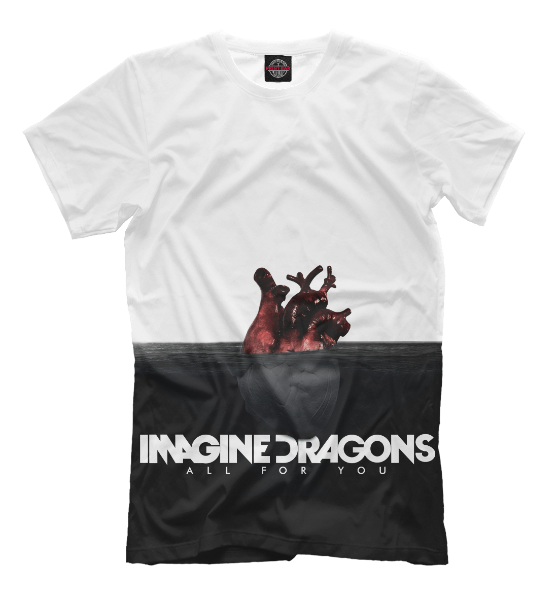 Купить Imagine Dragons, Printbar, Футболки, IMA-201903-fut-2
