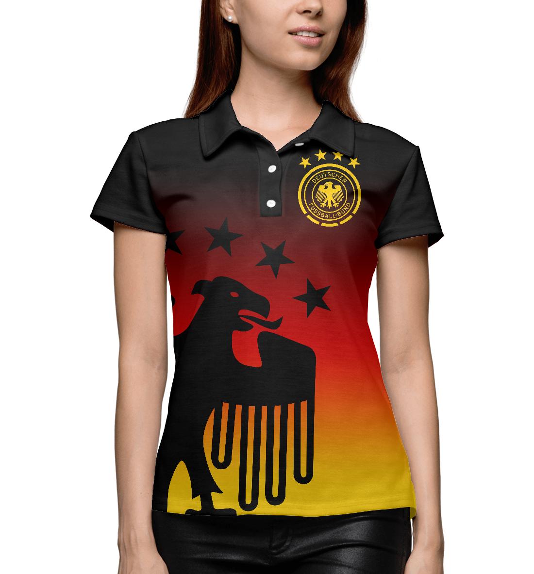 Купить Германия, Printbar, Поло, FNS-889365-pol-1