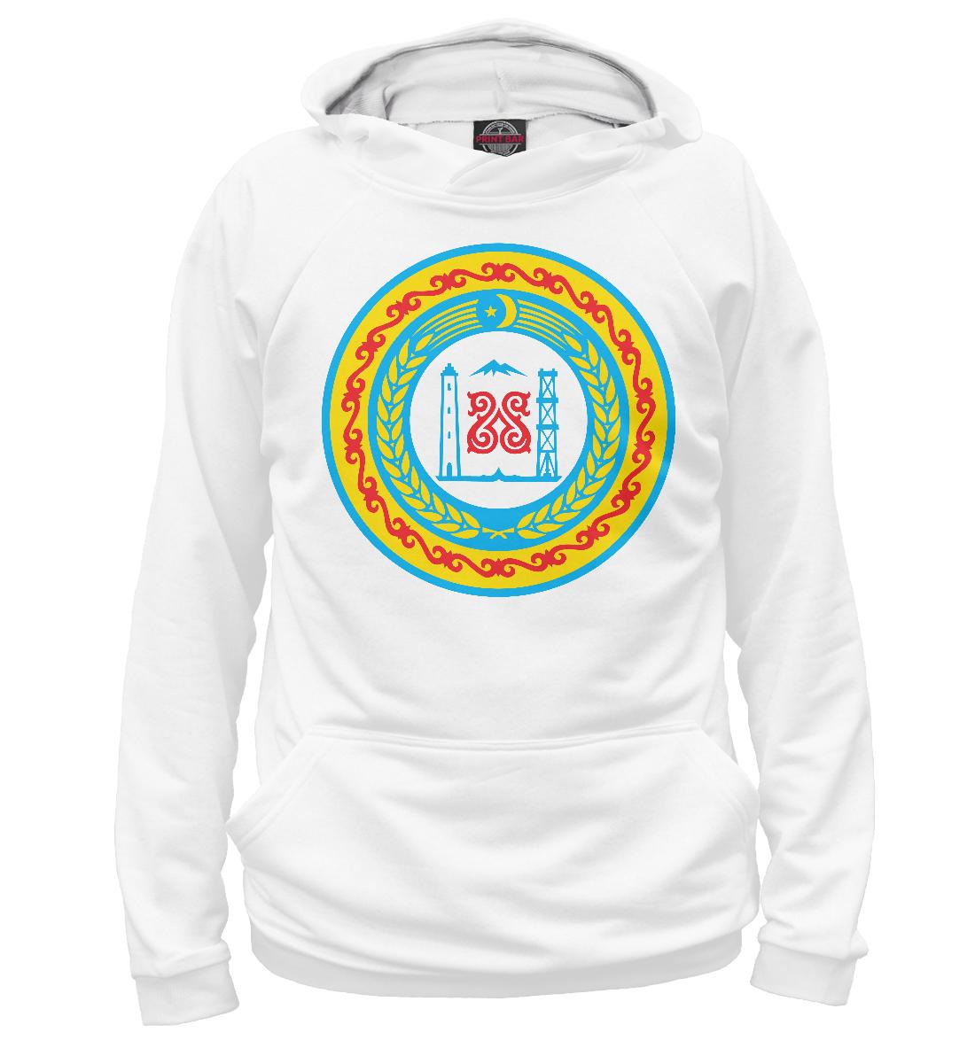 Купить Герб Чеченской Республики, Printbar, Худи, CTS-502878-hud-1