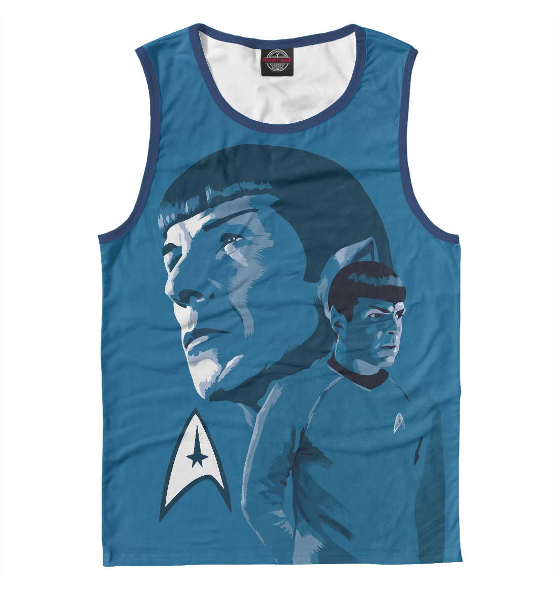 Купить Star Trek, Printbar, Майки, STT-388108-may-2