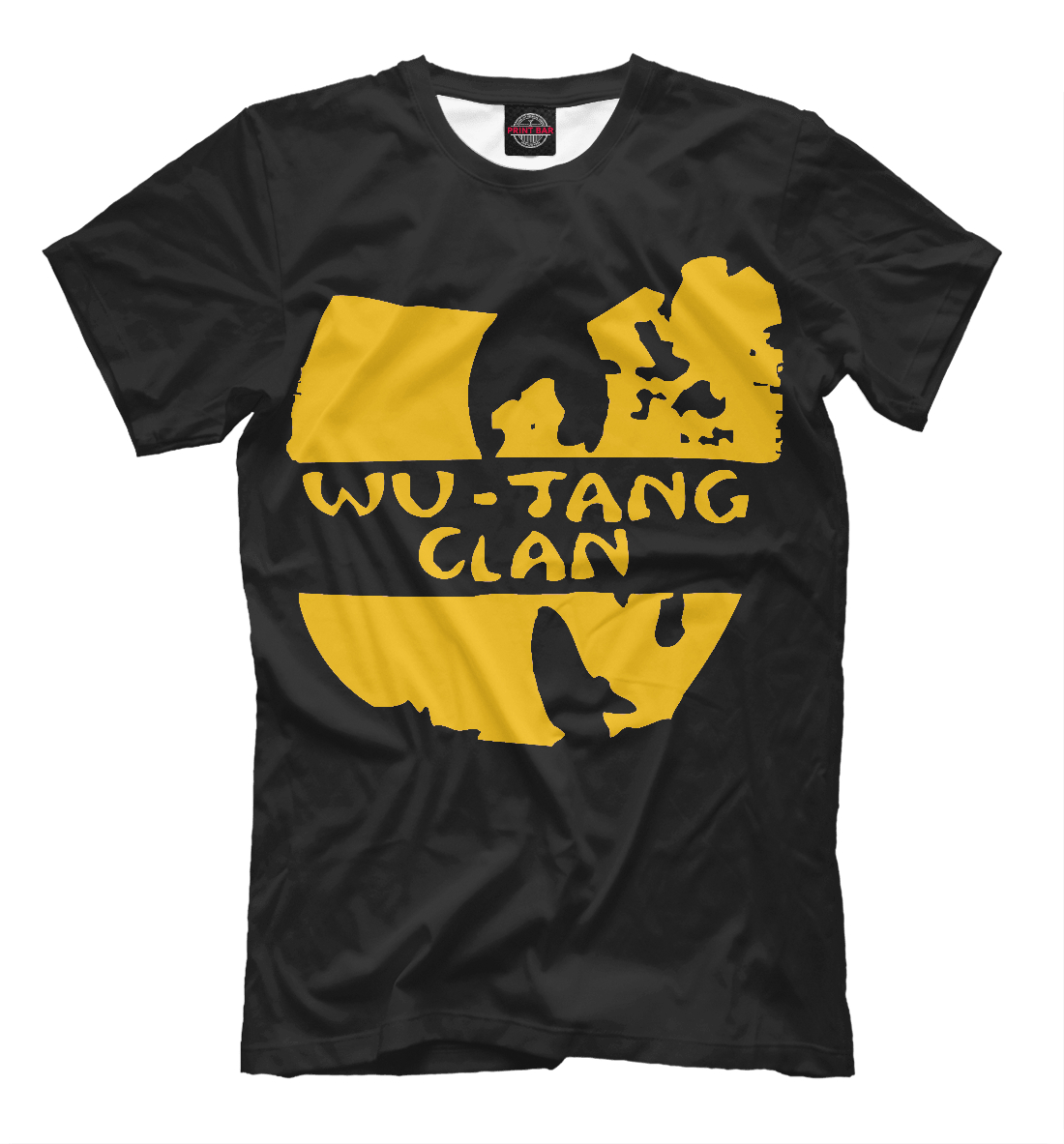 Купить Wu-Tang Clan, Printbar, Футболки, WTK-671520-fut-2