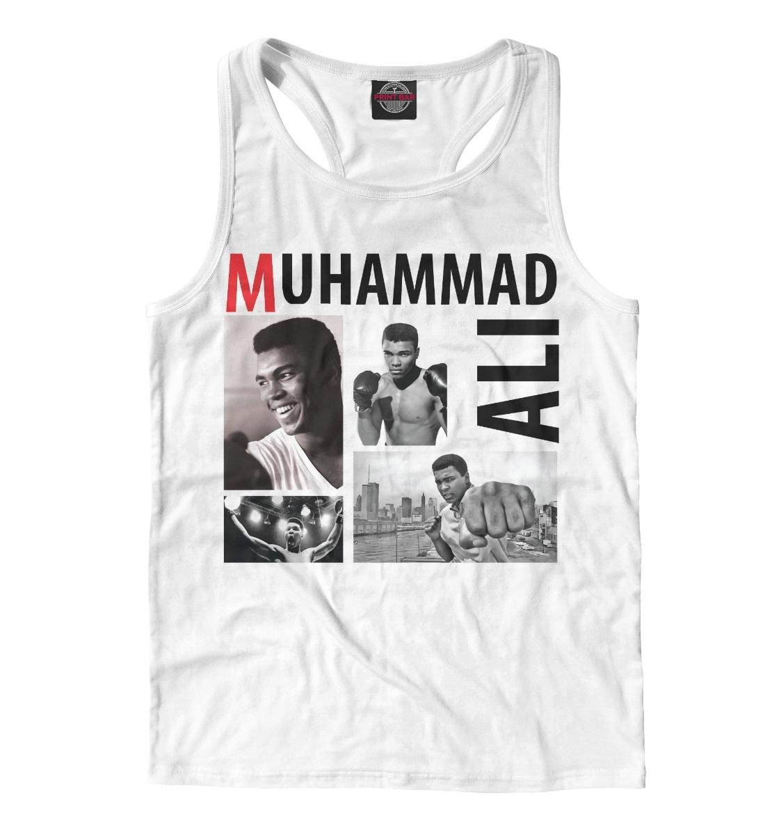Купить Мухаммед Али, Printbar, Майки борцовки, ALI-416851-mayb-2