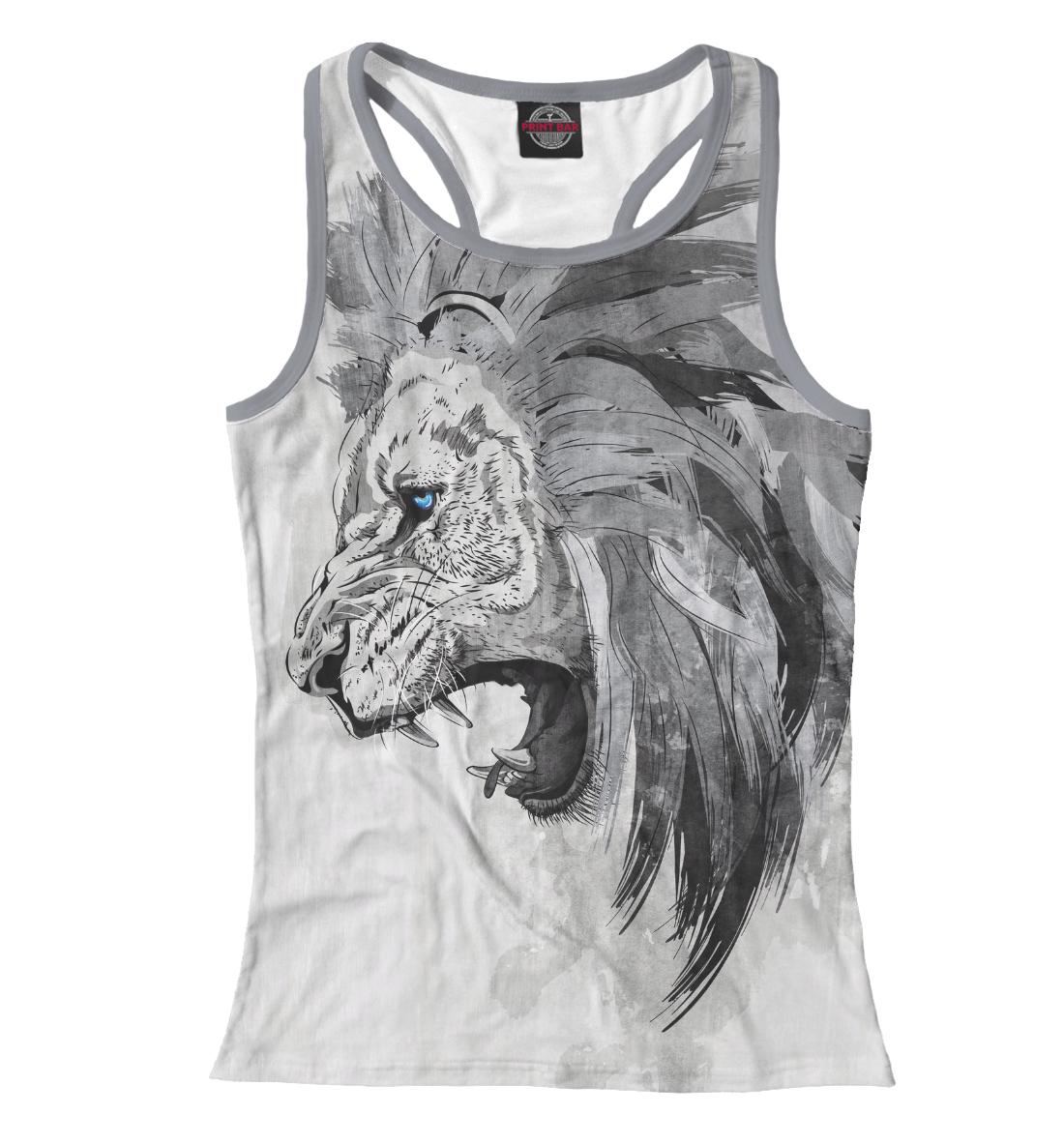 Купить Lion, Printbar, Майки борцовки, HIS-890771-mayb-1