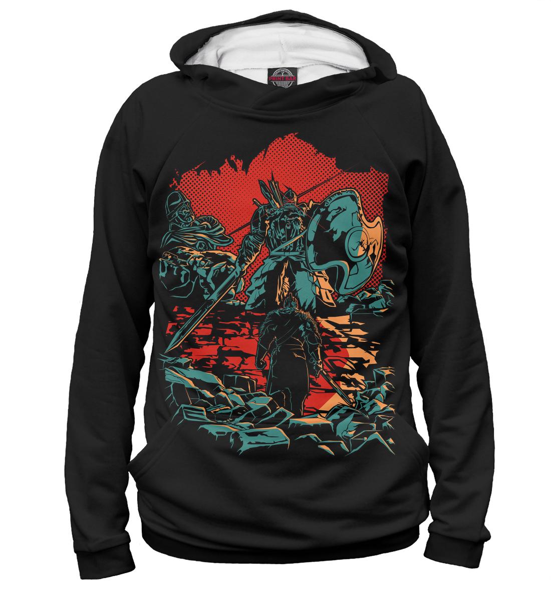 Купить Dark Souls, Printbar, Худи, DKS-842534-hud-2