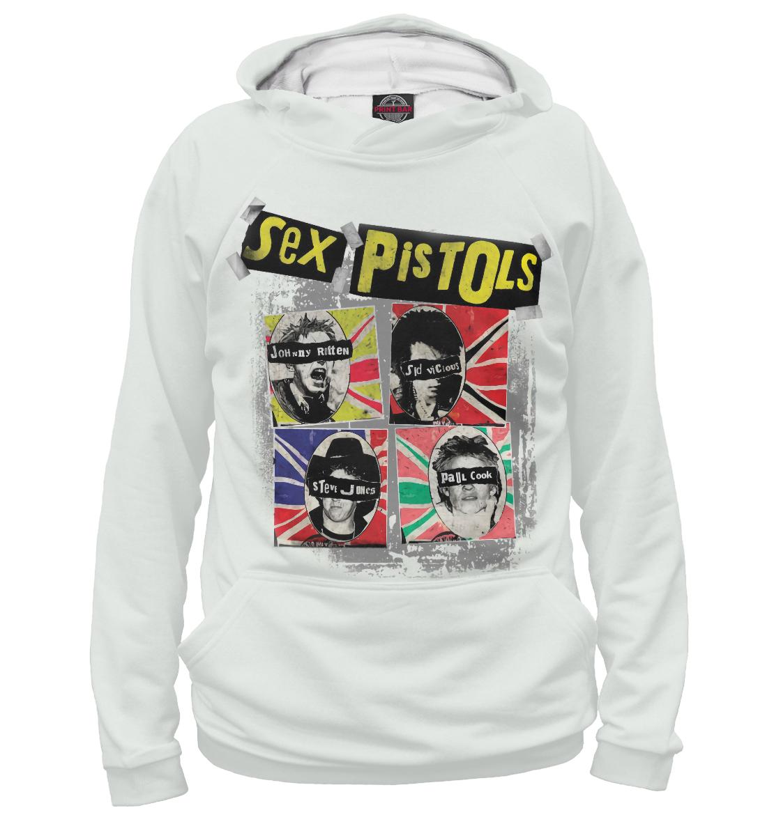 Купить Sex Pistols, Printbar, Худи, MZK-849041-hud-1