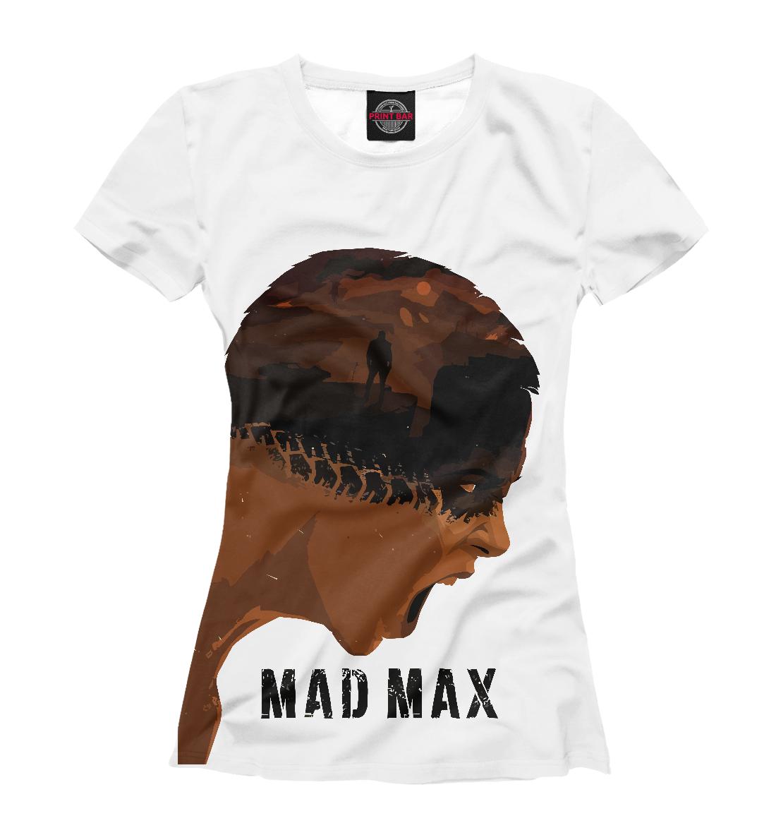 Купить Mad Max, Printbar, Футболки, KNO-499365-fut-1