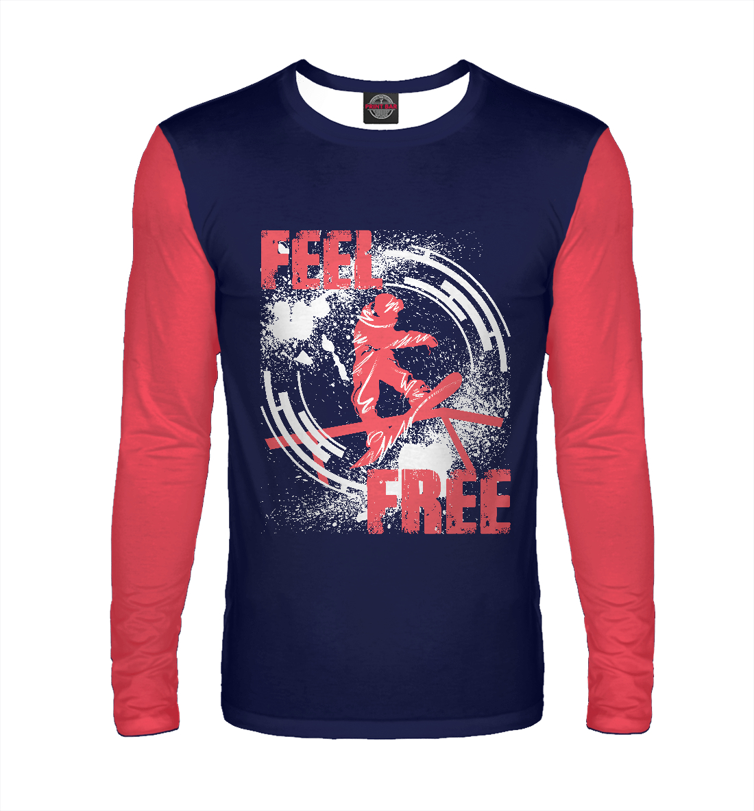 Feel free (red)