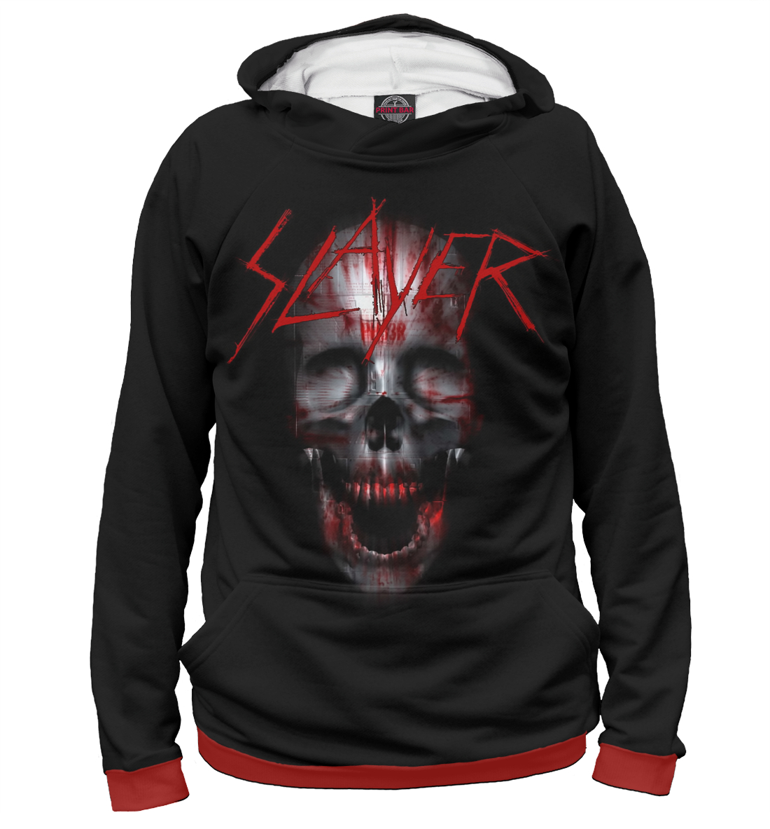 Купить Slayer, Printbar, Худи, SLR-352122-hud-2