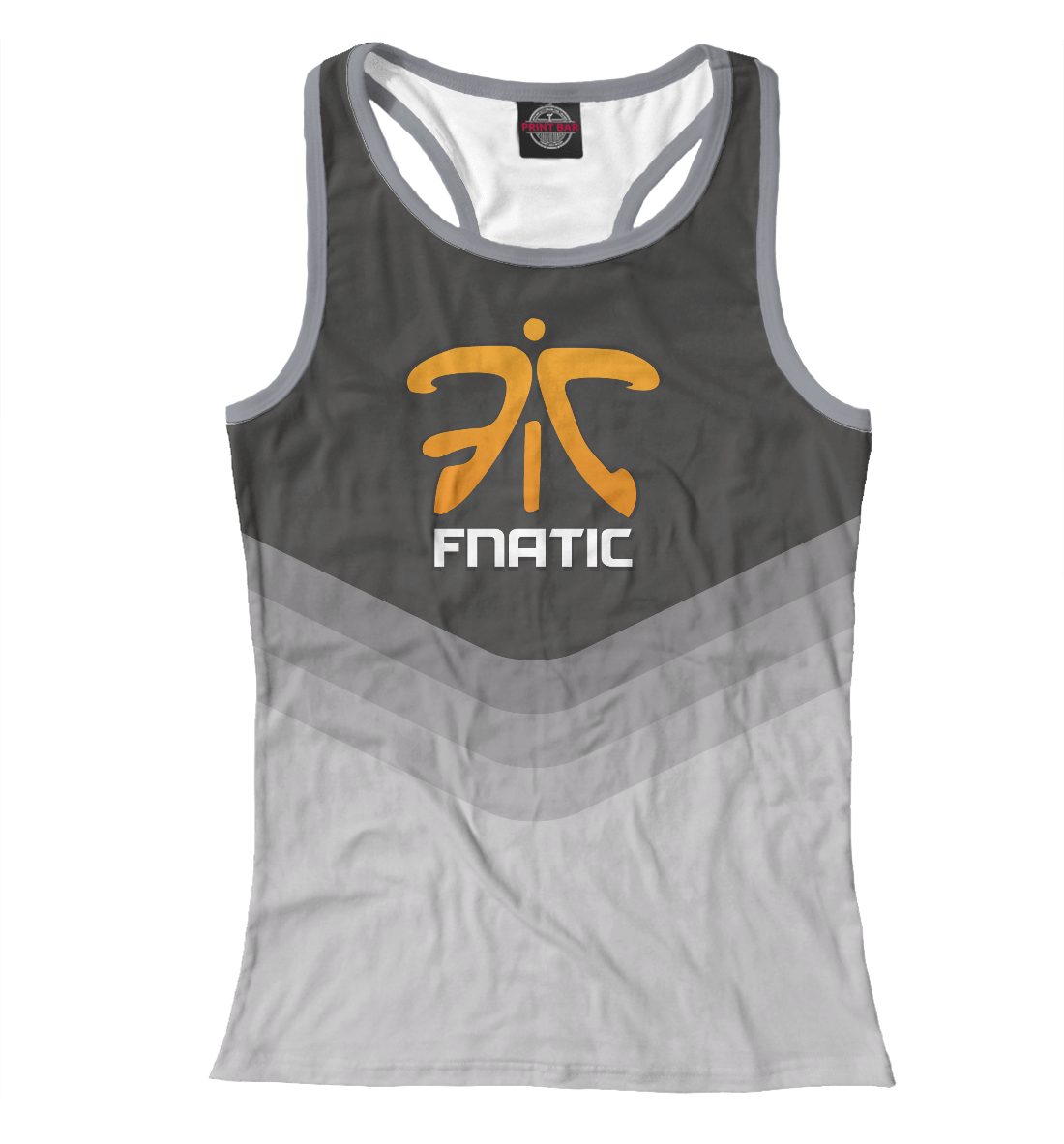 Купить Fnatic Team, Printbar, Майки борцовки, COU-900284-mayb-1