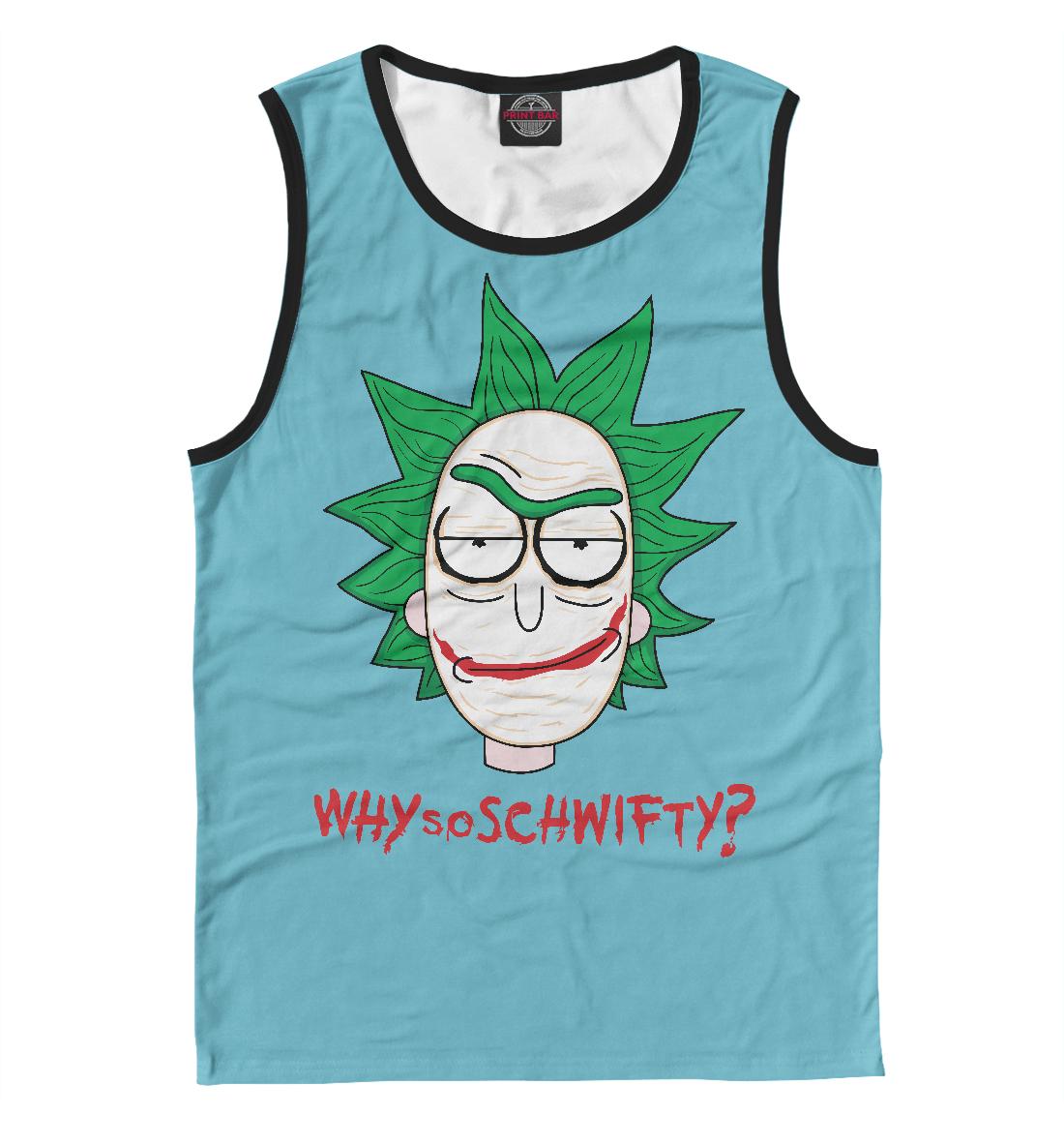 Купить Rick Joker, Printbar, Майки, RNM-459603-may-2