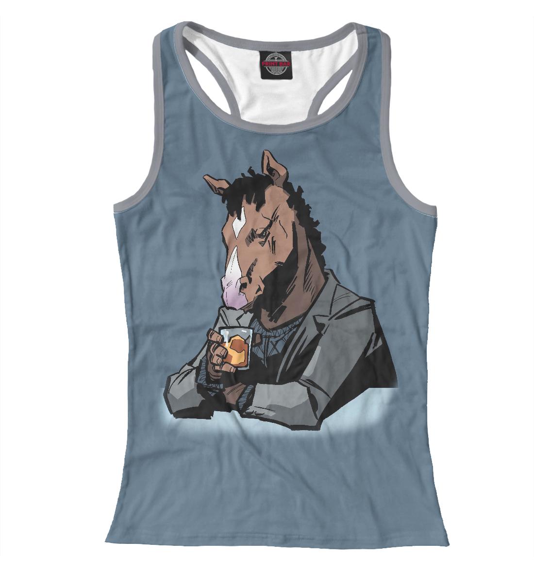 Купить BoJack Horseman, Printbar, Майки борцовки, MFR-551528-mayb-1