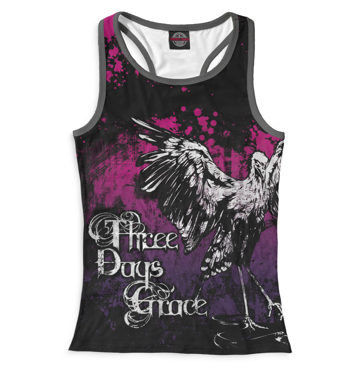 Three Days Grace three days grace three days grace life starts now lp