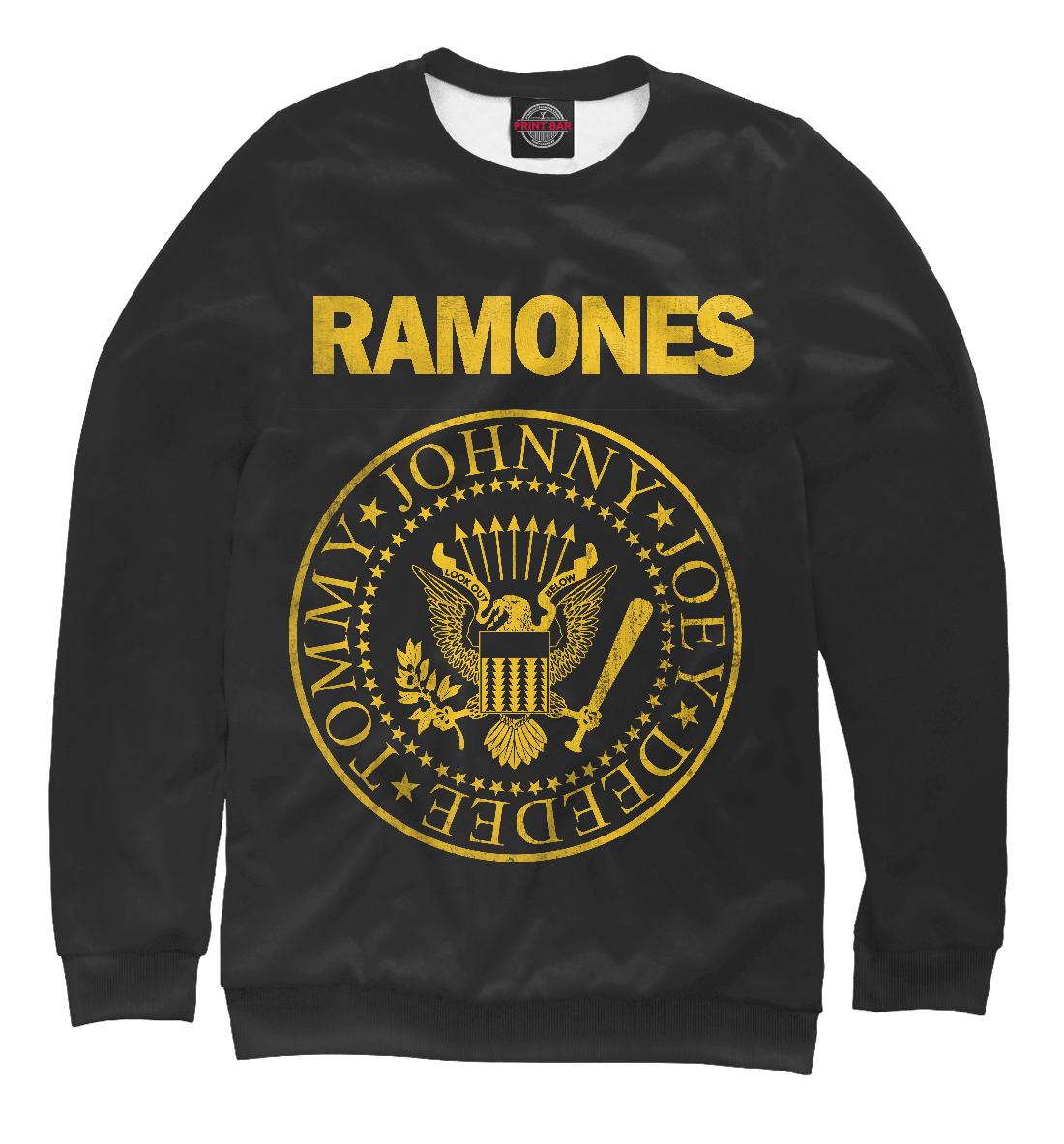 Купить Ramones Gold, Printbar, Свитшоты, RMN-906463-swi-2