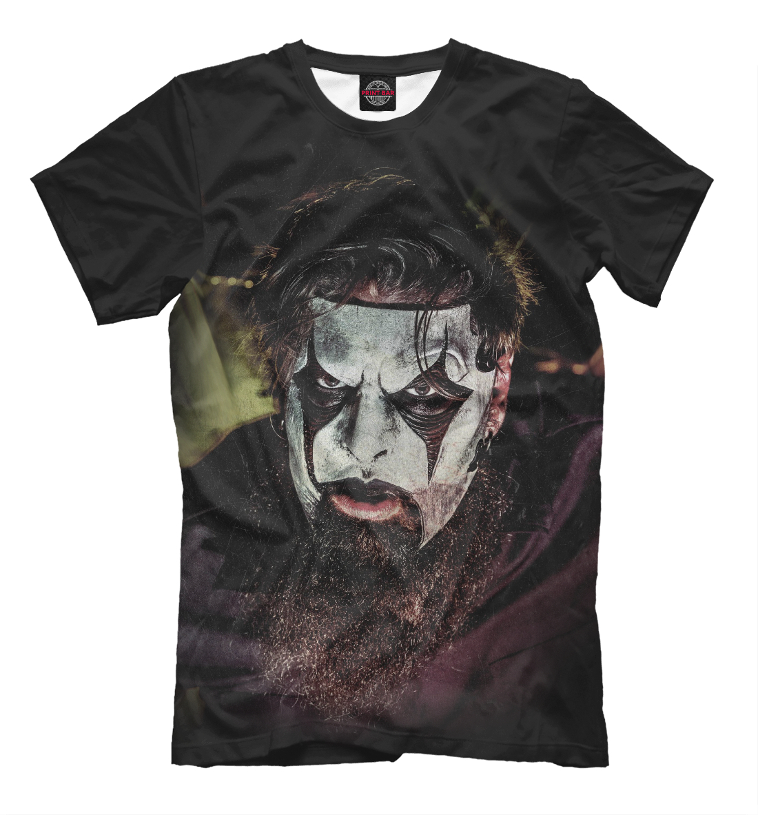 Купить Jim Root. Slipknot., Printbar, Футболки, SLI-634904-fut-2