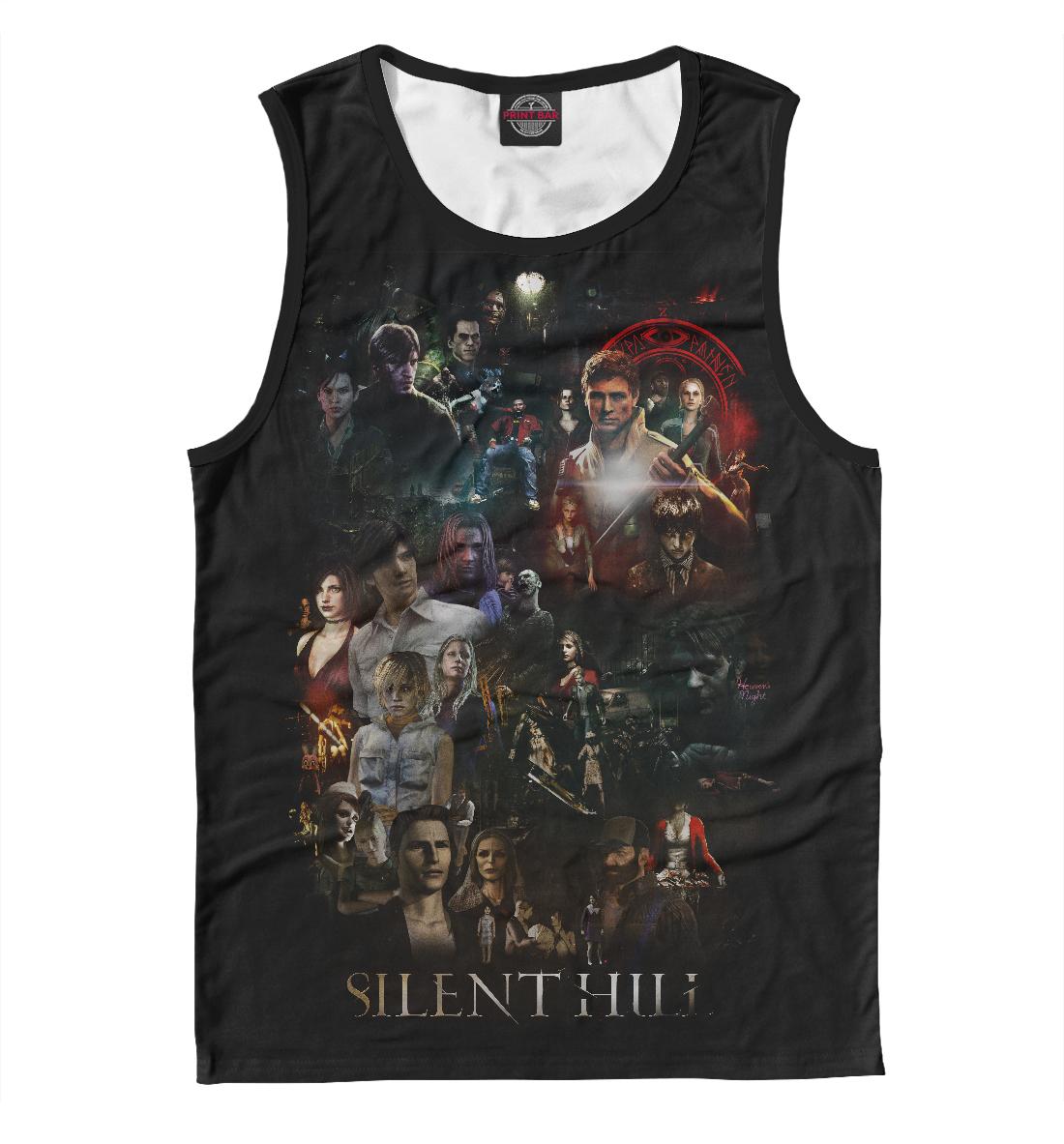 Silent Hill, Printbar, Майки, RPG-902081-may-2  - купить со скидкой