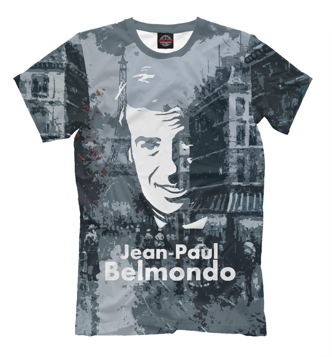 Купить Jean-Paul Belmondo, Printbar, Футболки, ZNR-163199-fut-2