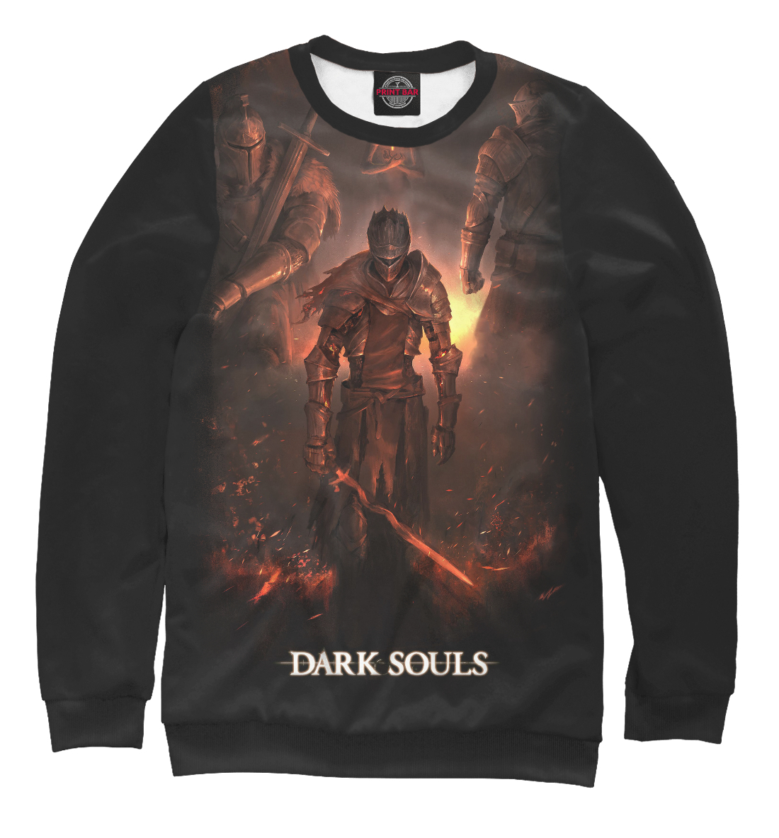 Купить Dark Souls, Printbar, Свитшоты, DKS-514078-swi-1
